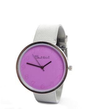 Bad Girl Lunar Analogue Watch in Purple