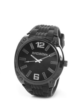 Bad Boy Icon Analogue Watch in Black