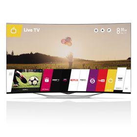 """LG 55"""" Full HD OLED Smart Curved TV"""