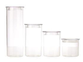 Maxwell and Williams - Peek Canister Set - 4 Piece