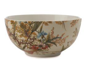 Maxwell and Williams - William Kilburn 16cm Breakfast Bowl - Cottage Blossom