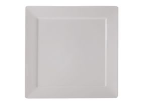 Maxwell and Williams - White Basics Cosmopolitan Square Platter - 35cm