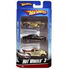 Hot Wheels 3-Car Pack - Blind Box