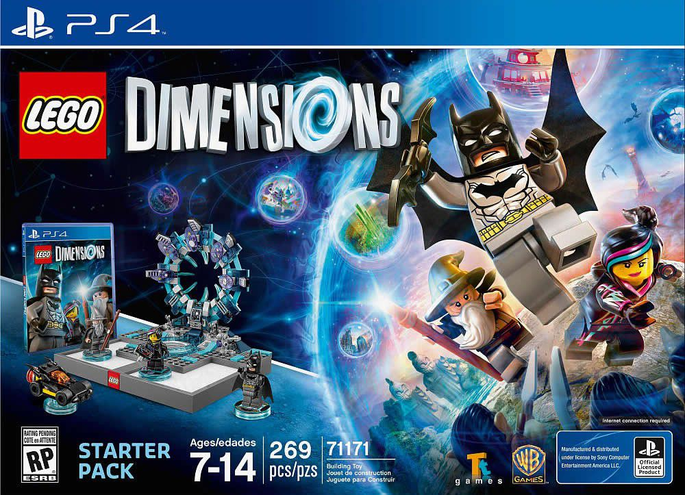 Lego Dimensions - Starter Pack (ps4) | Buy Online in South Africa ...
