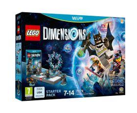 Lego Dimensions - Starter Pack (Wii-U)