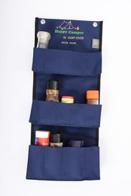 Happy Camper - Spice Rack - Blue