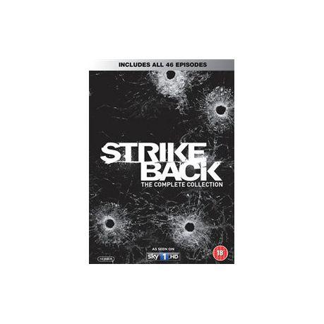 Strike Back Series 1 5 Dvd Buy Online In South Africa
