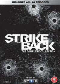 Strike Back: Series 1-5 (Import DVD)