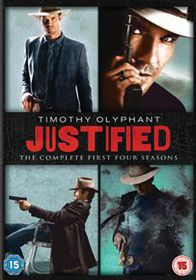 Justified: Seasons 1-4 (DVD)