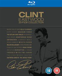 Clint Eastwood 20 Film Collection (Parallel Import - Blu-ray)