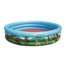 Bestway - Mickey Mouse 3 Ring Pool