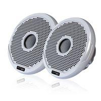"Fusion True Marine 4"" Speakers, 120 Watt Pair - FUS-MS-FR4021"