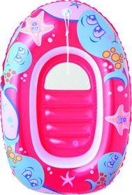 Bestway - Kiddie Pool Boat - Pink