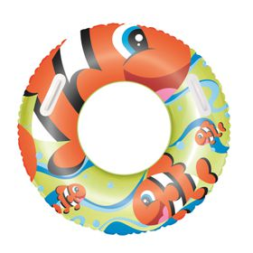 Bestway - Kiddie Swim Ring - Green