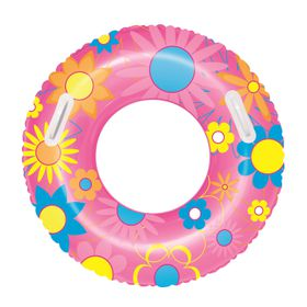 Bestway - Kiddie Swim Ring - Pink