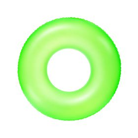 Bestway - Frosted Neon Swim Ring - Green