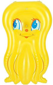 Bestway - Octopus Mini Mat - Yellow