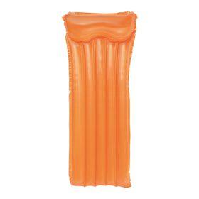 Bestway - Deluxe Comfort Air Mat - Orange