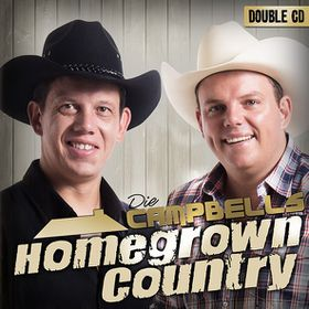 Die Campbells - Homegrown Country (CD)