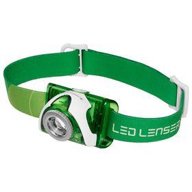 Led Lenser - SEO3 Headlamp - Green