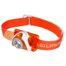 Led Lenser - SEO3 Headlamp - Orange