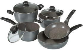 Stoneline - Cookware Set - 8 Piece