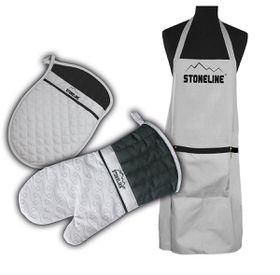 Stoneline - Cookware Set - 3 Piece