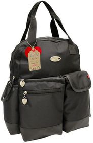 LittleCo - Nappy Backpack - Black
