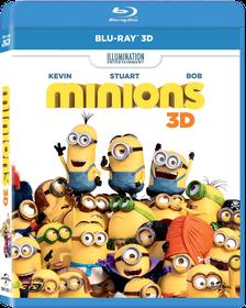 Minions (3D Blu-ray)