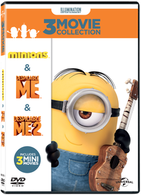 Minions Box Set (DVD)