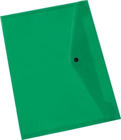 Bantex A4 PP Document Envelope - Grass Green