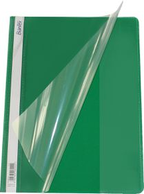 Bantex A4 Medium Weight Quotation Folder - Green