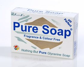 Pure Glycerine Soap - 150g