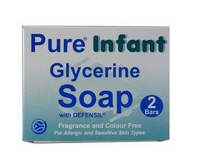 Pure Infant Soap - 2 x 100g