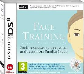 Face Training: Facial Exercise (FOR DSi ONLY) (NDS)
