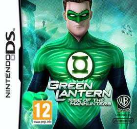 Green Lantern: Rise of the Man hunters (NDS)