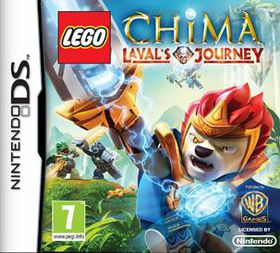LEGO Legends of Chima: Laval's Journey (ENG/Nordic) (NDS)