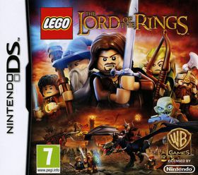 Lego Lord of the Rings (ENG/Danish) (NDS)