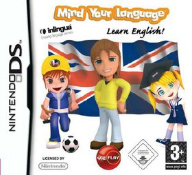 Mind Your Language: Learn English (NDS)