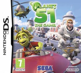 Planet 51 (NDS)