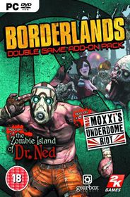 Borderlands Game Add on Pack (PC)