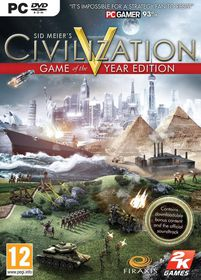 Civilization V (5) Game of the Year Edition (PC)