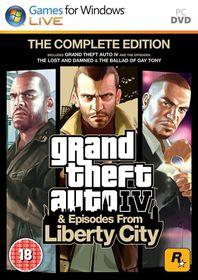 Grand Theft Auto IV Complete Edition (PC)