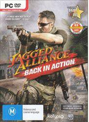 Jagged Alliance: Back in Action (OZ) (PC)