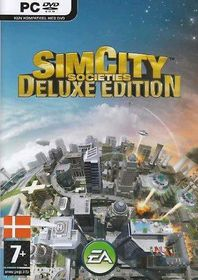 SimCity Societies DELUXE EDITION (PC)