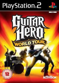 Guitar Hero: World Tour (SOLUS) (PS2)