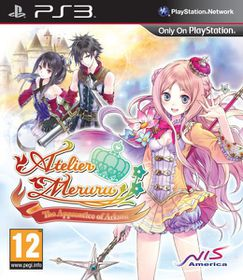 Atelier Meruru The Apprentice of Arland (PS3)