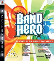 Band Hero: Standalone Game (BBFC) (PS3)