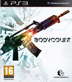 Body count (PEGI) (PS3)