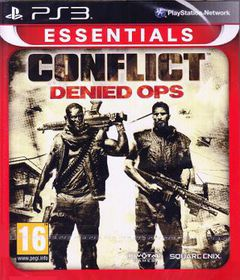 Conflict: Denied Ops (Essentials) (PS3)